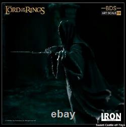 1/10 Iron Studios Lord of the Rings Hobbits Attacking Nazgul BDS Art Scale