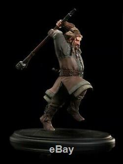 1/6 Weta LOTR The Lord of the Rings The Hobbit NORI the Dwarf Statue NEW 11