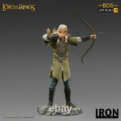 110 Iron Studios Lord of the Rings Legolas Action Figure Statue Toy Gift