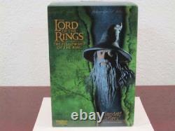 2001 Lord Rings Fellowship Gandalf The Grey Wizard Sideshow Weta Statue Mib