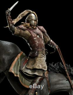 Eomer on Firefoot Horse 1/6 Statue Rider of Rohan WETA Hobbit Lord of the Rings
