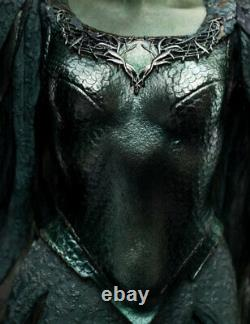 GALADRIEL DARK QUEEN Polystone Statue Weta Lord of the Rings