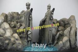 Gates of Argonath Gates of Gondor Scene Model Statue The Lord of the Rings