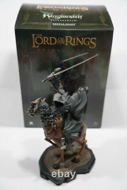 Gentle Giant Ringwraith Statue Animaquette- Lord of the Rings Ltd 747 RARE
