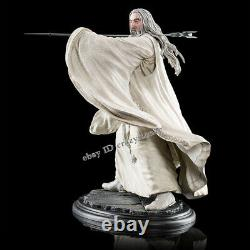 Genuine Weta The Lord of the Rings White Saruman Statue Figurine Model IN STOCK