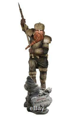 Gimli Lord Of The Rings 11 Full-life-size Statue / Figure Muckle Oxmox