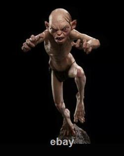 Gollum Enraged Statue Figure Weta Workshop Hobbit Lord of the Rings Smeagol #