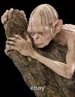 Gollum The Lord of the Rings 5.5 Polystone Mini Statue