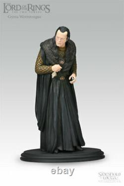 Grima Wormtoungue Statue Sideshow Lotr Lord Of The Rings New