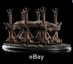 Grond Hammer Of The Underworld Weta Statue Sideshow Lord Of Rings Hobbit Bust