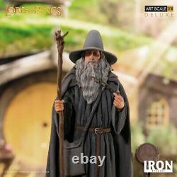 IRON STUDIOS Lord of the Rings 1/10 Gandalf Enchanter Resin Statue IN STOCK