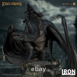 IRON STUDIOS Lord of the Rings Fell Beast Diorama Statue Figure NEW SEALED
