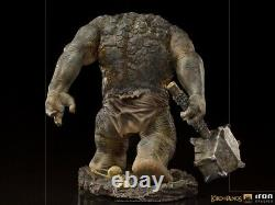Iron Studios 1/10 Lord of the Rings Cave Troll Statue Figure With Base Collect