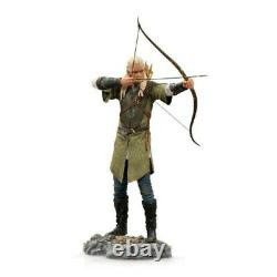 Iron Studios 1/10 Lord of the Rings Legolas Action Figure Statue Collection Toys