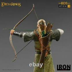 Iron Studios 1/10 Lord of the Rings Legolas Collectible Statue Model Toys