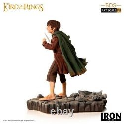 Iron Studios Lord of the Rings Hobbits Frodo Baggins BDS Art Scale 1/10 Statue