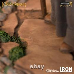 Iron Studios The Lord of the Rings Gandalf the Grey Art Scale Statue Brand New