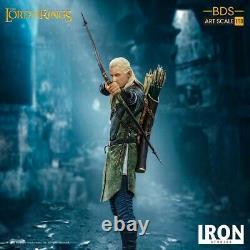 Iron Studios WBLOR29420-10 1/10 Lord of the Rings Legolas Action Figure Statue