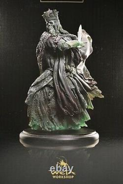 King of the Dead Statue 110 (7 Inch) Weta Workshop LOTR Lord of The Rings NEW