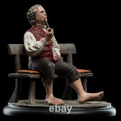 LORD OF THE RINGS Bilbo Baggins Statue Weta