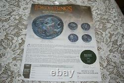 LORD OF THE RINGS GANDALF THE GREY STATUE, Sideshow Weta, Fellowship FIGURINE
