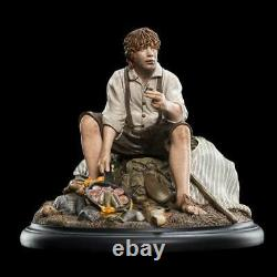 LORD OF THE RINGS Samwise Gamgee Statue Weta