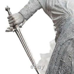 LORD OF THE RINGS The Witch King & Frodo at Weathertop 1/6 Polystone Statue Weta