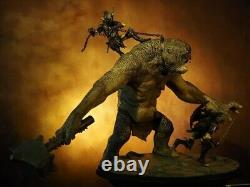 Last One Weta Lord Rings CAVE TROLL OF MORIA Statue NEW & SOLD OUT