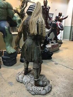 Life Size Lord of the Rings Orc Statue 11 LOTR Full Size Prop