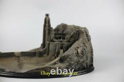 Lord Of The Ring Hobbit Surrounding Sacred Helmet Valley Scene Statue GK Model