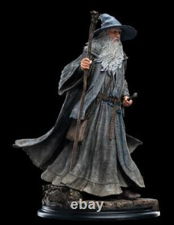 Lord Of The Rings GANDALF THE GREY PILGRIM Polystone Statue by Sideshow Weta