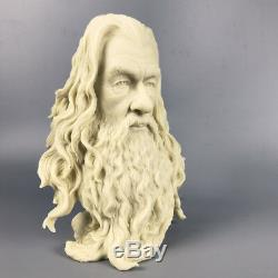 Lord Of The Rings Gandalf 12in Bust Figure Statue Toy Hobbit Movies Collectibles