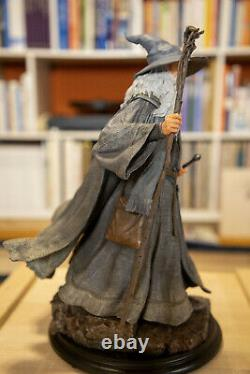 Lord Of The Rings Gandalf The Grey 1/6 Polystone Statue Weta leicht beschädigt