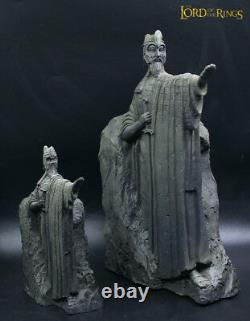 Lord Of The Rings Gate of Gondor Argonath 10 Figure Statue Resin Hobbit Bookend