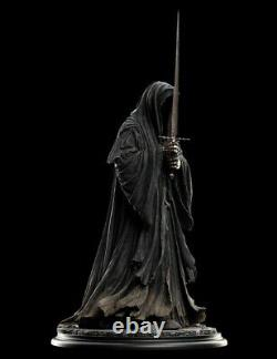 Lord Of The Rings Ringwraith of Mordor Polystone Statue by Sideshow Weta