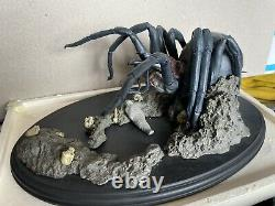 Lord Of The Rings Shelob Statue Resin Sideshow Weta Ltd 5000 Item 3920