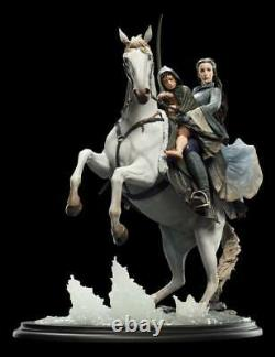 Lord of The Rings Arwen & Frodo On Asfaloth 1/6 Statue Weta