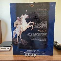 Lord of the Rings Gandalf with Shadowfax Weta Polystone Statue Limited