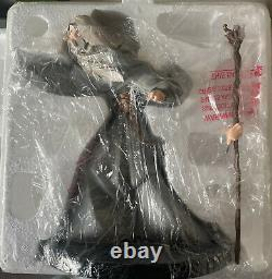 Lord of the Rings Gentle Giant Statue Bust Gandalf #1365 of 1500