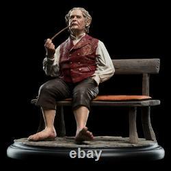 Lord of the Rings / Hobbit Bilbo Baggins Mini Statue WETA LOTR New & UK