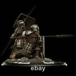 Lord of the Rings / Hobbit Dwarf Soldiers of the Iron Hills WETA LOTR Statue