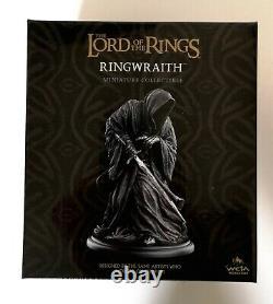 Lord of the Rings WETA Ringwraith MINI statue lotr NEW & RARE