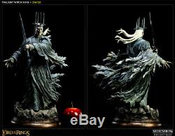 Lord of the ring Twilight Witch king Exclusive Sideshow Statue. Hobbit