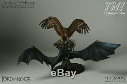 Lord of the rings Fell Beast vs Eagle Sideshow statue. NIB Hobbit