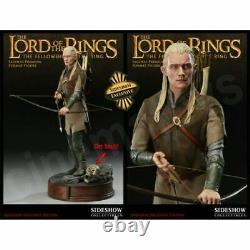 Lord of the rings Legolas Premium Format Exclusive Sideshow Statue. Hobbit NIB