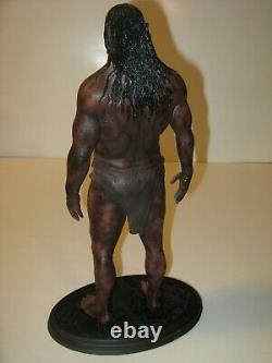 Lurtz polystone statue Sideshow Weta Lord of Rings Fellowship LOTR FOTR