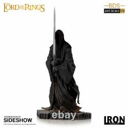 NAZGUL LOTR Lord of the Ring Ringwraith IRON STUDIOS BDS Art Scale 110 (US) NEW