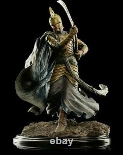 NEWithMINT Weta Workshop Lord of the Rings LotR High Elven Warrior Statue