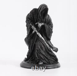 Nazgul Figure Statue The Lord of The Rings Ringwraiths Dark Rider of Sauron Mode