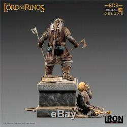 Presale Iron Studios 1/10 WBLOR29320-10 Gimli Lord of the Rings Figure Statue
